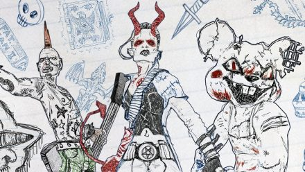 Drawn to Death (PS4)
