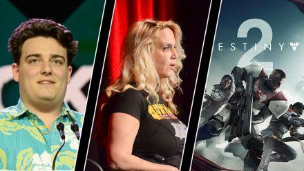 Luckey lämnar Facebook, Brenda Romero BAFTA-prisas och Destiny 2-info