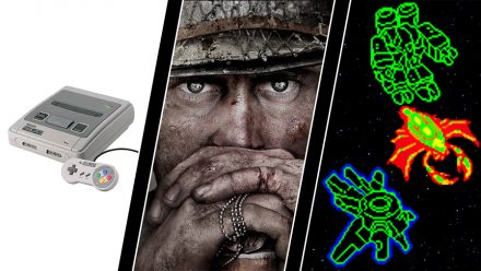 SNES Mini-rykten, Call of World War II och gratis Starcraft