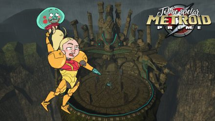 Tobbe spelar Metroid Prime, del 4