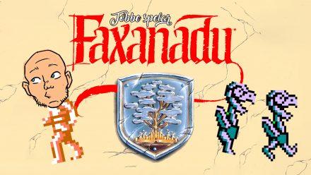 Tobbe spelar Faxanadu