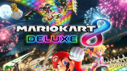 Mariokart 8 Deluxe Battlemode