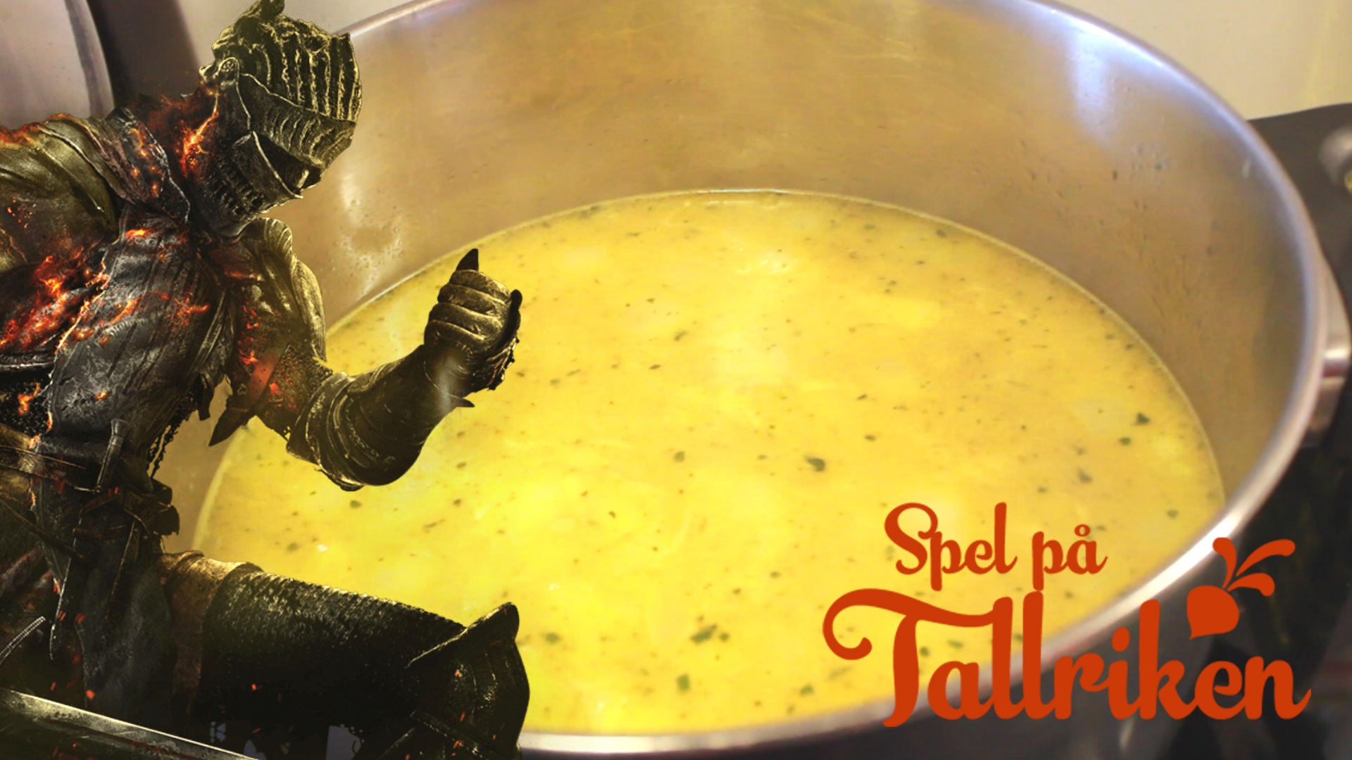 Estus Soup (från Dark Souls)