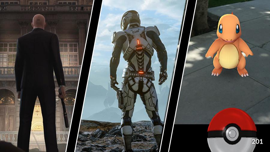 Hitman-skaparna dumpas, Mass Effect läggs på is och dom för Pokémon i kyrkan