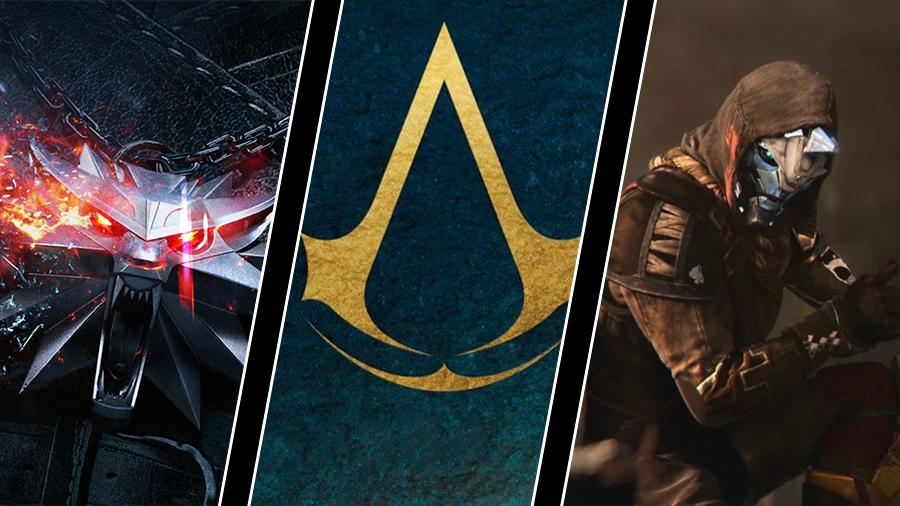 The Witcher på Netflix, nya Ubisoft-spel och Destiny 2-detaljer