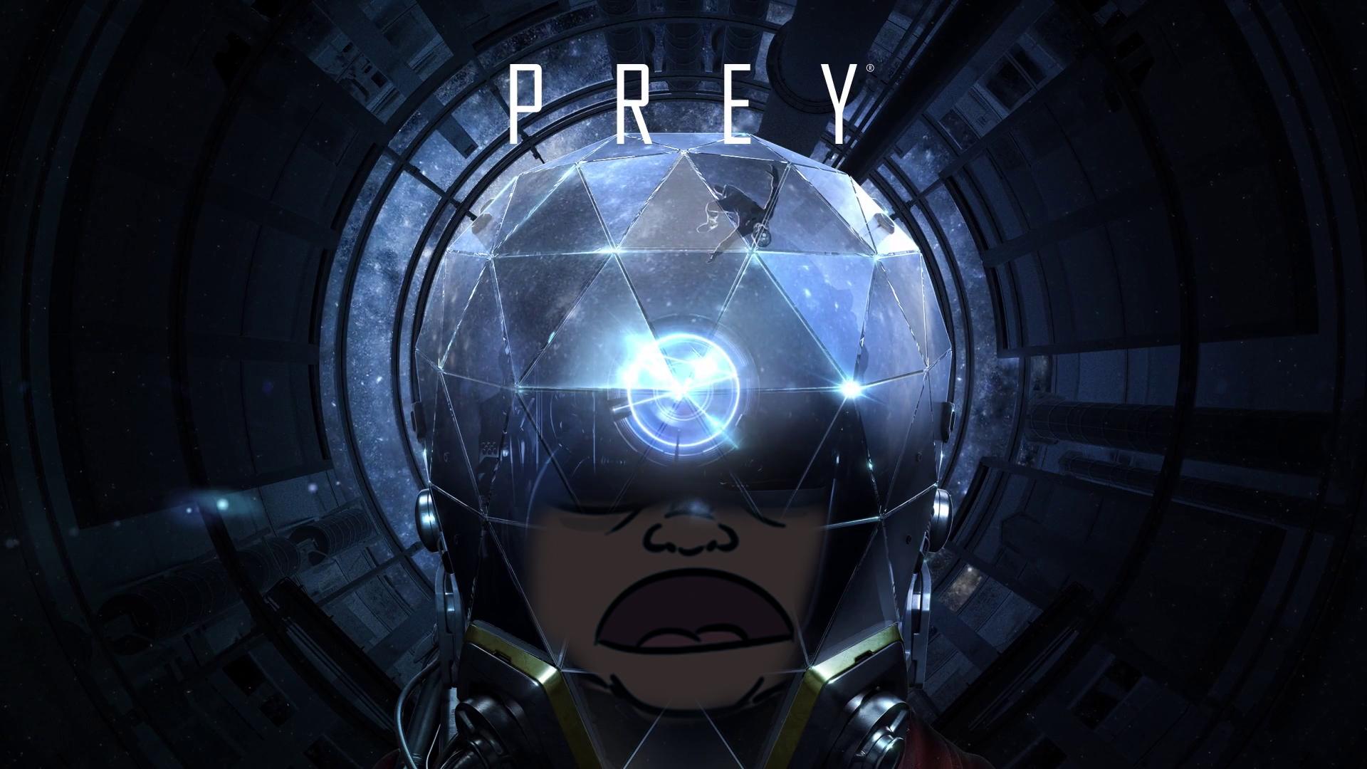Peter spelar Prey