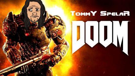 Tommy spelar Doom (2016)