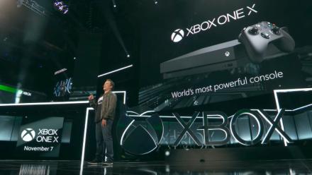 E3 på distans – Microsoft