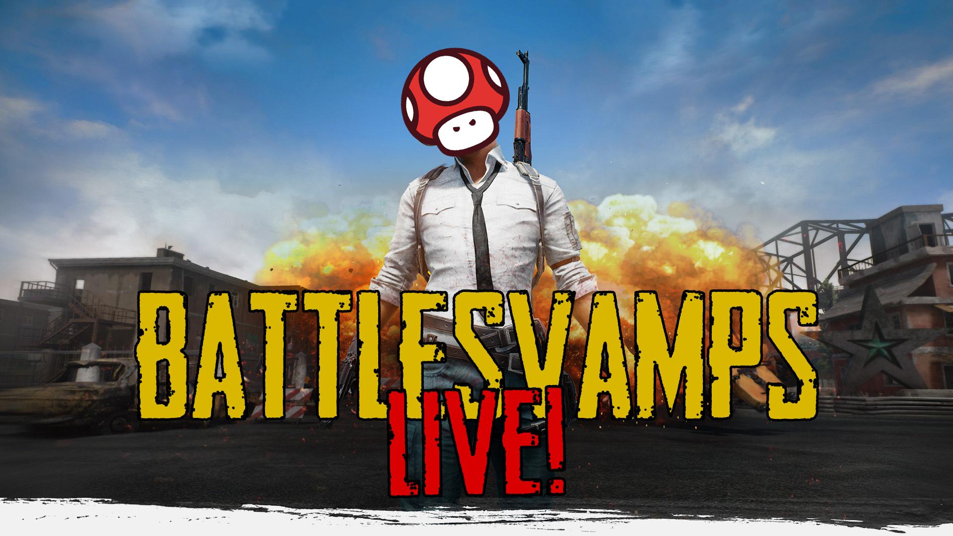 Torsdag 20.00: Battlesvamps 5: LIVE