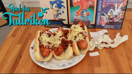 Chili Dogs (från Sonic the Hedgehog)