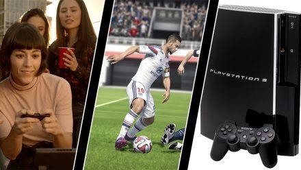 Switchs onlinetjänst, e-sportande fotbollsklubbar och Playstation 3-slut