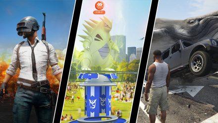 Fyra miljoner Battlegrounds, Pokémon Go-fuskare och GTA-moddar