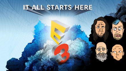 Avsnitt 197: En liten pod om E3