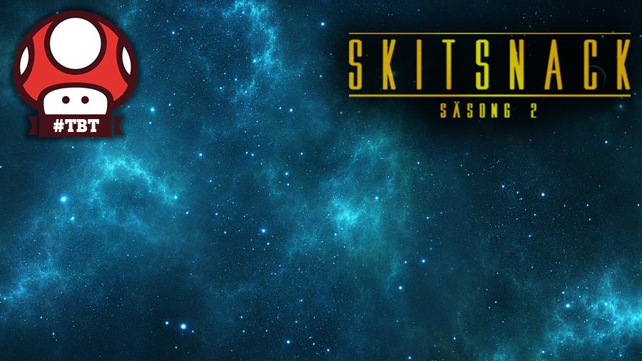 Skitsnack S02E18: Rymd-special