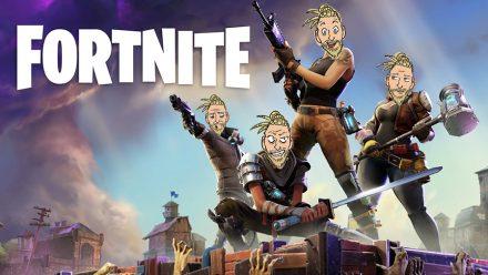 Live-quicktitt: Fortnite (PC)