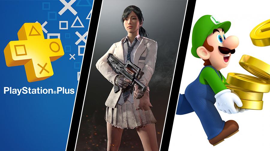 Dyrare Playstation Plus, fler PUBG-lådor och 4,7 miljoner sålda Switch