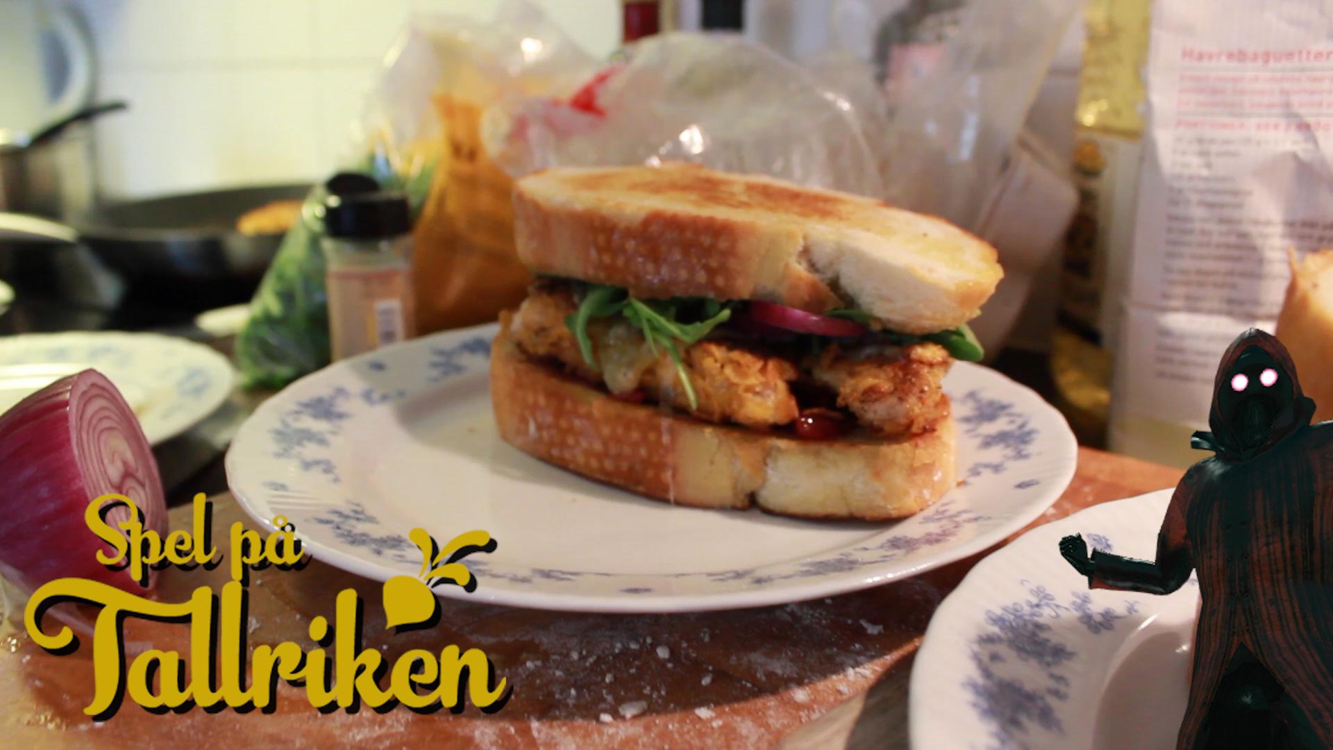 Saint's Sandwich