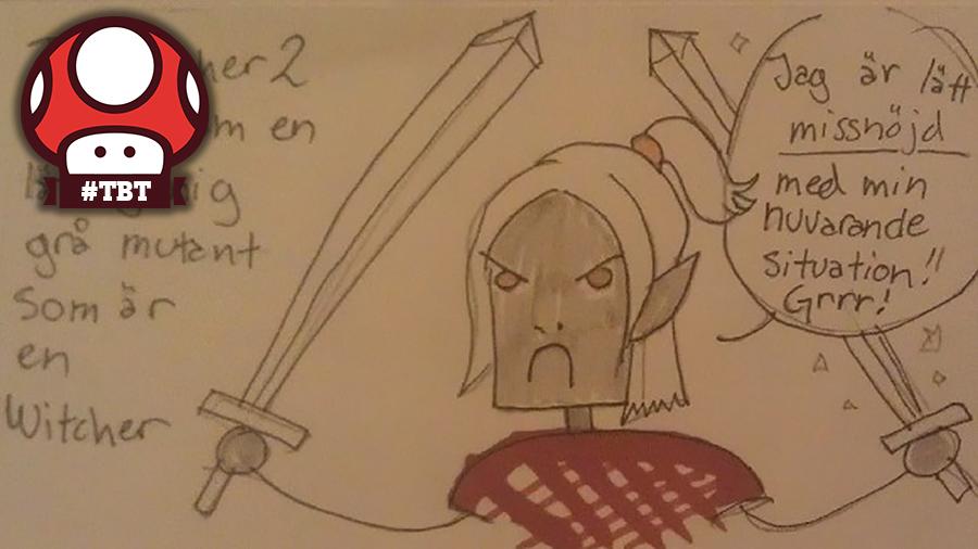 Recension: Witcher 2
