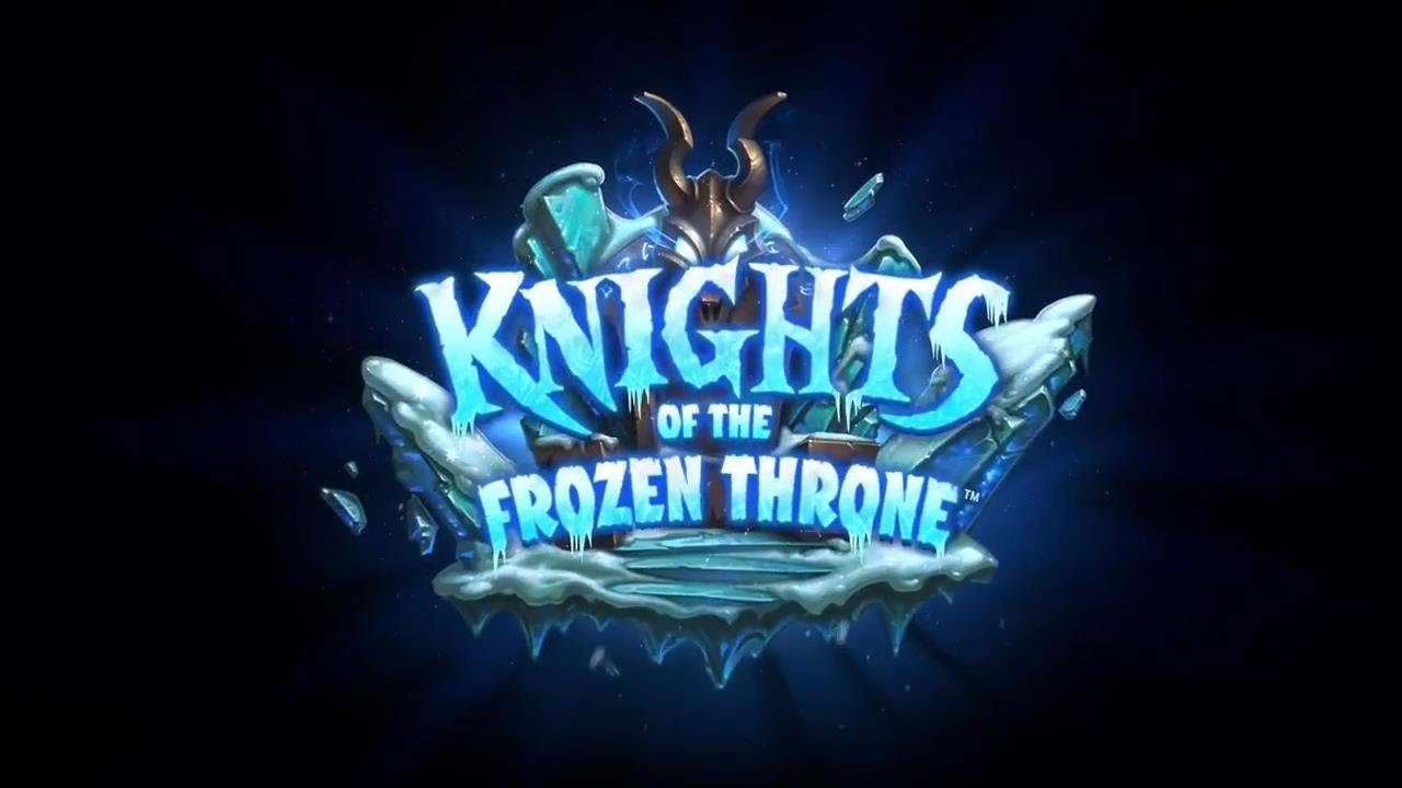Stream: Knights of the Frozen Throne