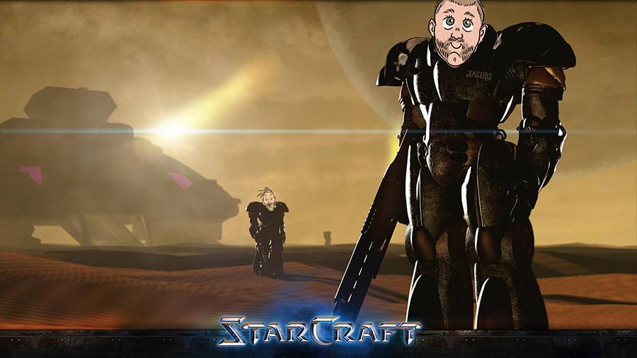Starcraft Remastered med Niklas och Glenn (arkiverad stream)