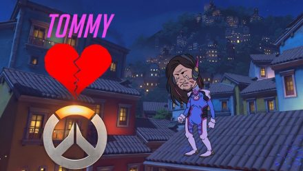 Tommy gör slut med Overwatch