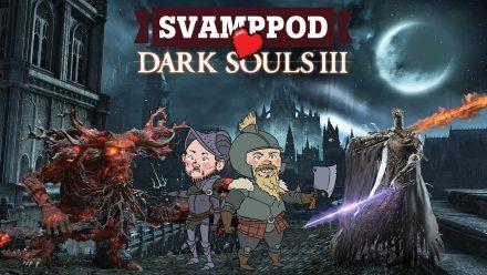 Svamppod Hjärta Dark Souls 3: Avsnitt 5