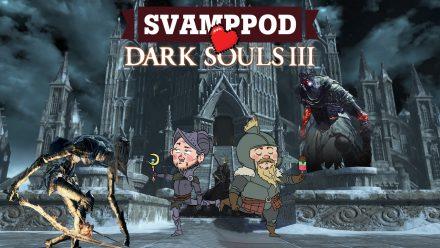 Svamppod Hjärta Dark Souls 3: Avsnitt 6
