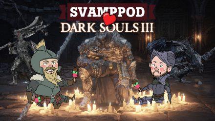 Svamppod Hjärta Dark Souls 3: Avsnitt 7