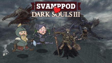 Svamppod Hjärta Dark Souls 3: Avsnitt 8