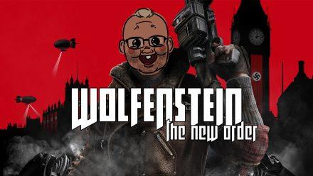 Peter spelar Wolfenstein: The New Order – del 3