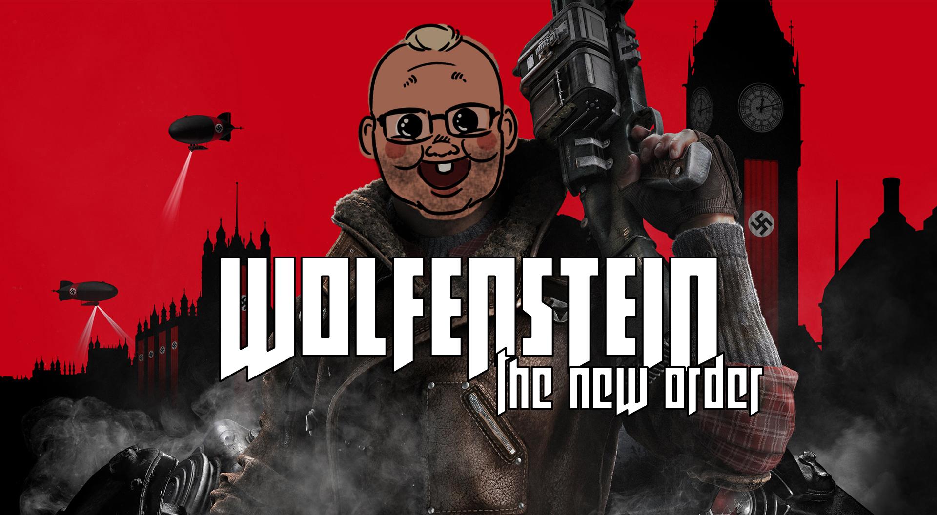 Peter spelar Wolfenstein: The New Order – del 2