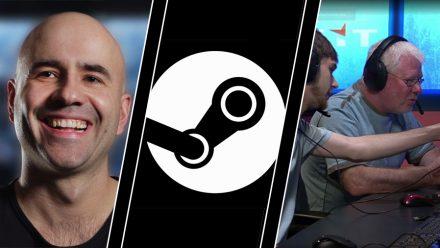 Bioware-veteran död, många nya Steam-användare och världens bästa Rocket League-pappa