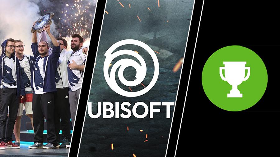 The International-vinnarna, Ubisoft Stockholm och achievements-förändringar