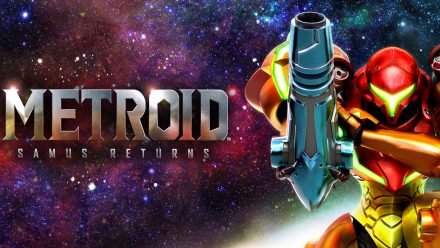 Metriod: Samus Returns (3DS)