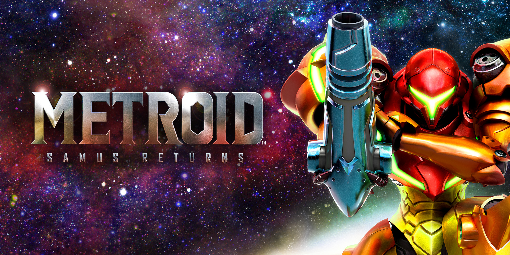 Metriod: Samus Returns (3DS)