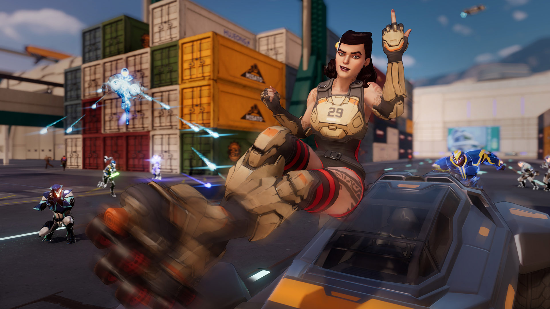 Recension: Agents of Mayhem