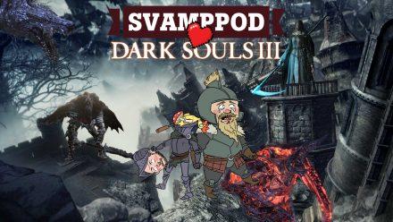 Svamppod Hjärta Dark Souls 3: Avsnitt 9