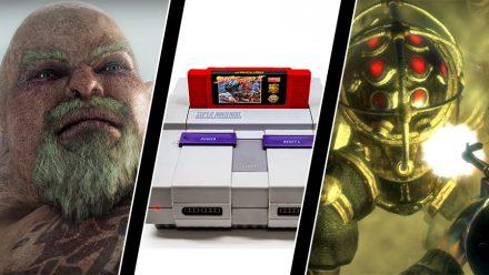 Shadow of War-välgörenhet, brandfarligt Street Fighter 2 och utvecklarnas hemliga knep