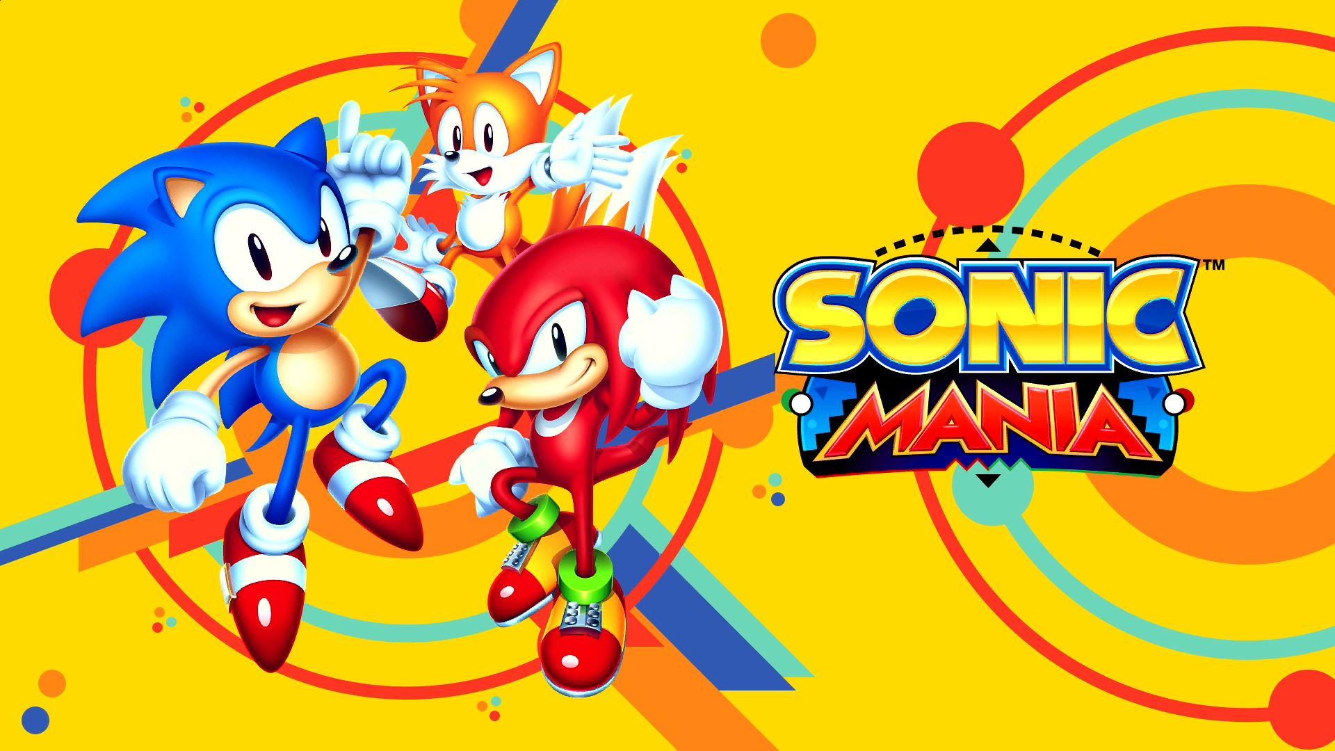 Recension: Sonic Mania