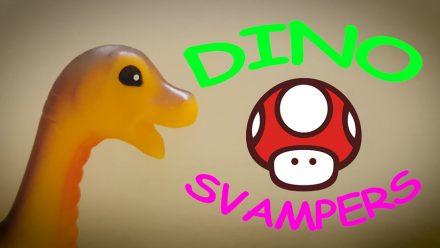 Dino Svampers – 02 – Havets läckerheter
