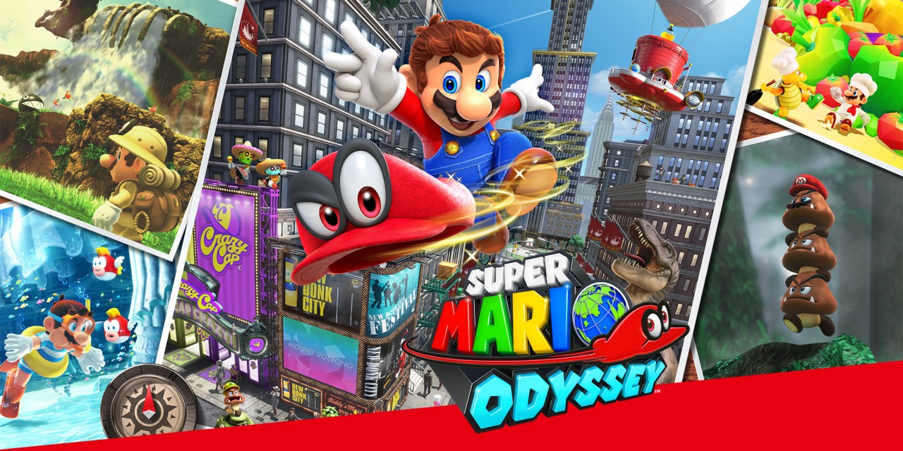 Recension: Super Mario Odyssey (Switch)
