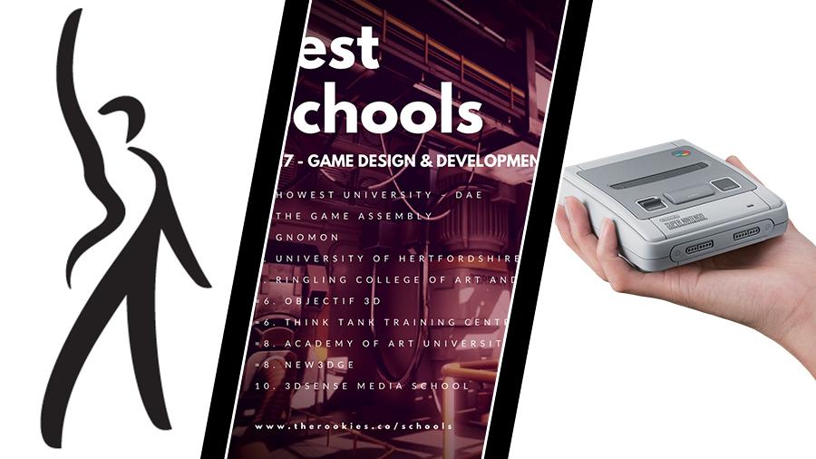 Slut på röstskådisstrejk, svensk spelutbildning i toppklass och insidan av SNES mini