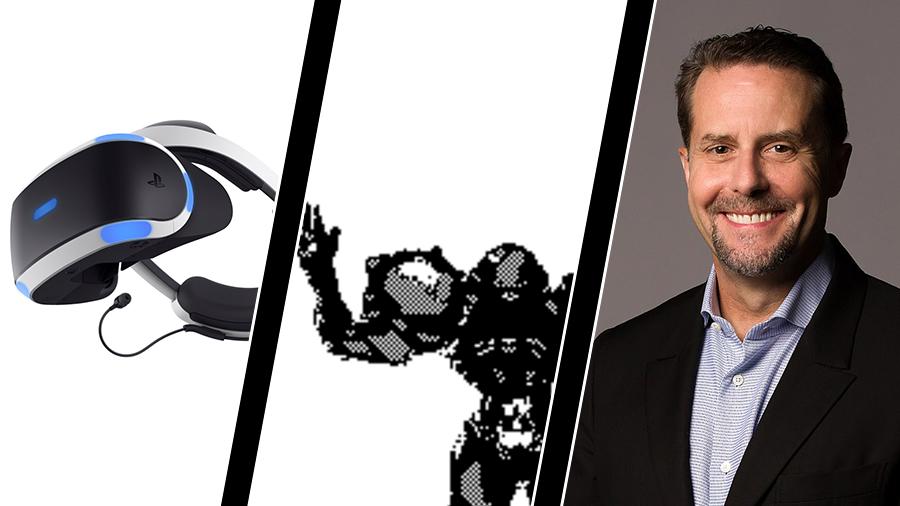 Ny Playstation VR, farväl till Miiverse och Andrew House lämnar Playstation