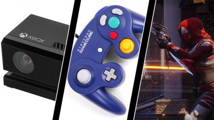 Kinects död, Gamecube-stöd på Switch och bannade Destiny 2-spelare