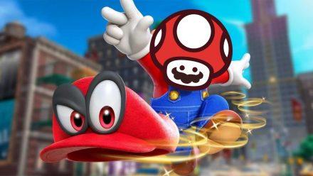 Quicktitt: Super Mario Odyssey