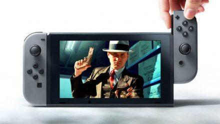 L.A Noire (Switch)