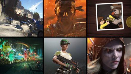Det bästa från Blizzcon och Paris Games Week