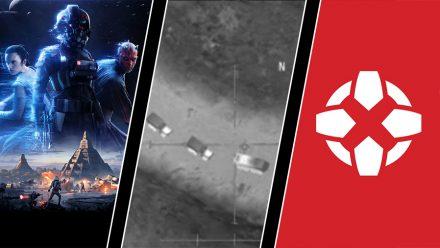 """Turerna kring Star Wars: Battlefront 2, """"IS-reträtt"""" var spelbilder och sextrakasserier på IGN"""