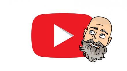 Jesper listar sina Youtube-favoriter