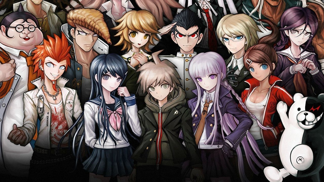Danganronpa ur kontext